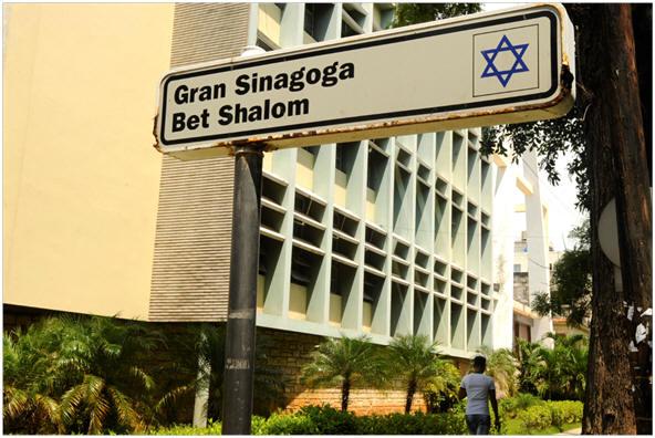 sinagoga cubana